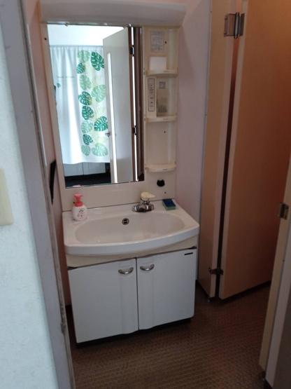 【独立洗面台】TOSビル302号室テナント
