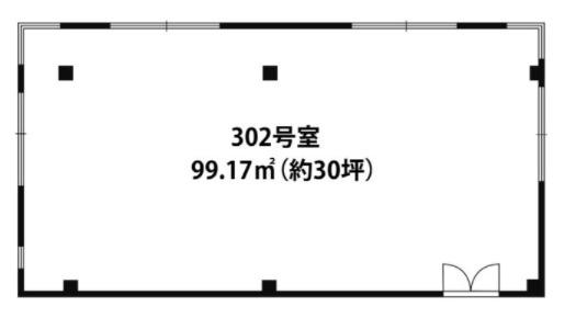 TOSビル302号室テナント