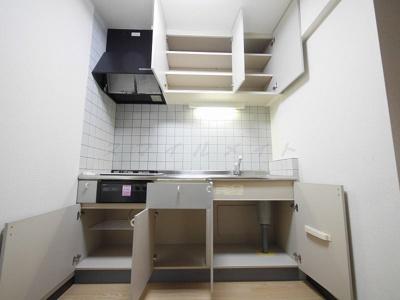 【キッチン】東ノ峯ヒルズB棟(トウノミネヒルズBトウ)仲介手数料無料物件