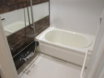 【浴室】シャンヴィラージュ甲南山手駅前