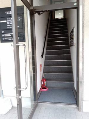 【外観】TOSビル302号室A