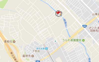 【地図】クレイノアミスター(57223-302)