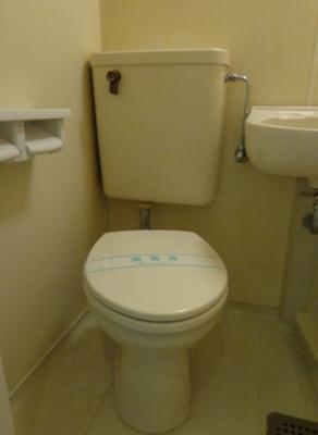 【トイレ】レオパレス目白第2