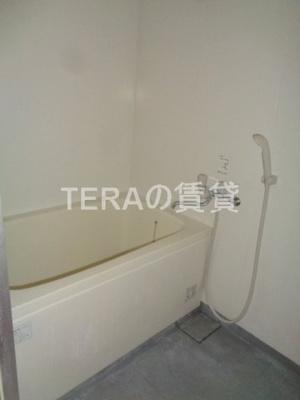 【浴室】フラット六ノ坂