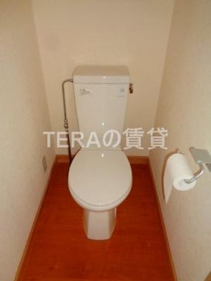 【トイレ】フラット六ノ坂
