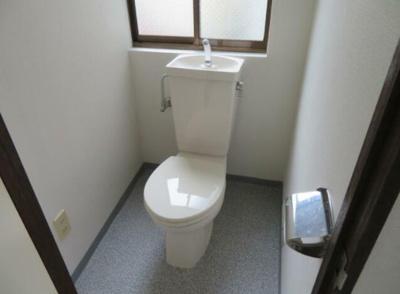 【トイレ】ハウスポート中野駅前ビル