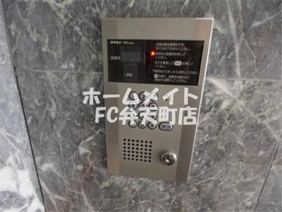 【セキュリティ】タウンハウス本田