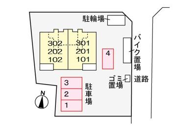 【区画図】サンリットガーデン