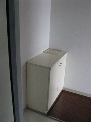 【玄関】満室稼働中の一棟物件