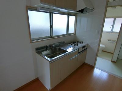 【キッチン】まつき荘