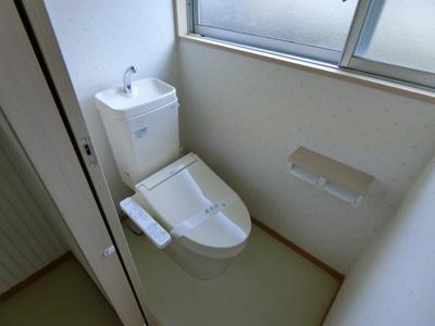 【トイレ】まつき荘