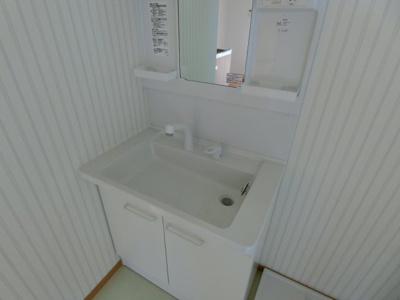 【独立洗面台】まつき荘