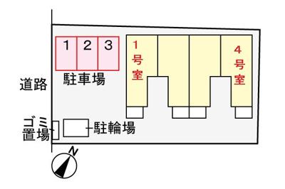 【区画図】エクセレント グローブⅡ