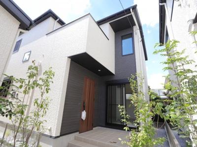 7号棟:外観 吉川新築ナビで検索