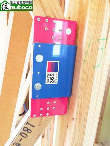 耐震+制震の家、QUIE(クワイエ)で建築基準法で定められた壁量の1.5倍に達する施工■片平工務店