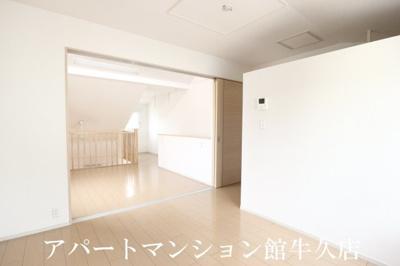 【寝室】リントリーハウス