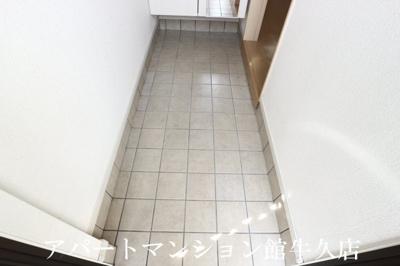 【玄関】リントリーハウス