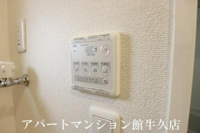 【設備】リントリーハウス