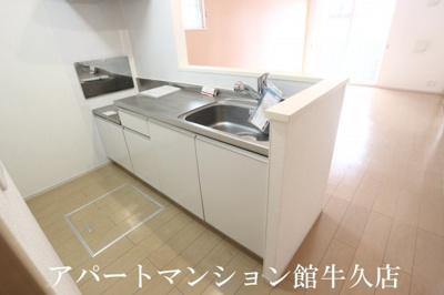 【キッチン】リントリーハウス