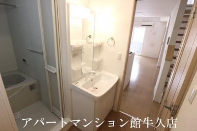 【独立洗面台】リントリーハウス