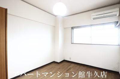 【寝室】栄マンション