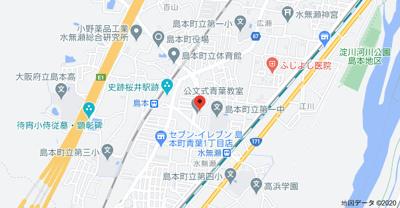 【地図】大美マンション (株)Roots