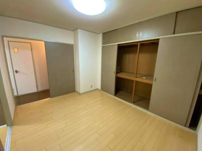 【寝室】ボナール平野