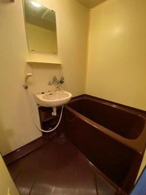 【浴室】ボナール平野
