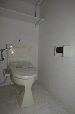 【トイレ】ウィステリア今里 仲介手数料無料