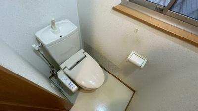 トイレも気になるポイントです。清潔感があります。