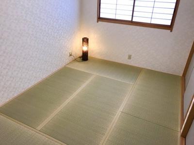 1階の和室はゲストルームとして、お子様とのお昼寝部屋など色々な用途で活躍してくれます♪
