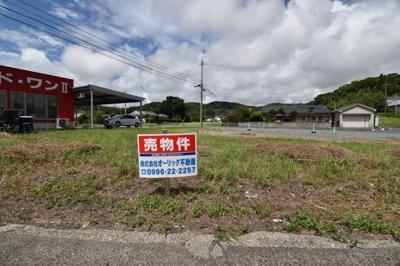 【外観】いちき串木野大里土地