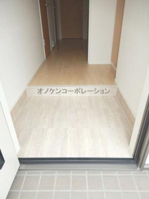 【玄関】ソレイユ