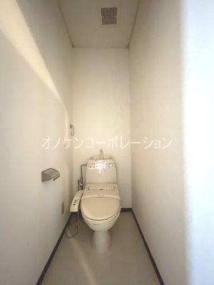 【トイレ】プレミールコートB棟