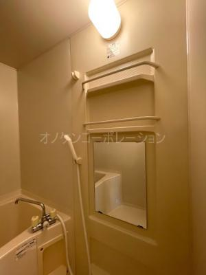 【浴室】プレミールコートB棟