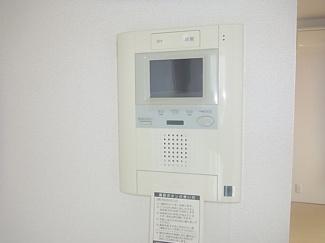 モニター付きインターフォン 別室の参考写真