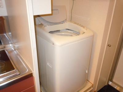 洗濯機付きで引越しもラクラク♪