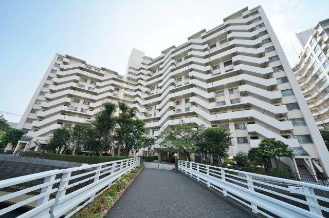 総戸数144戸のビックコミュニティマンションです。