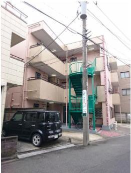 【外観】ハイム・ナカノ