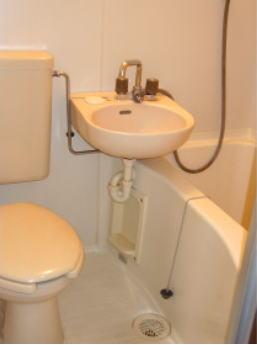 【浴室】ハイム・ナカノ