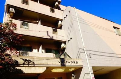 【外観】ゾンターク駒沢