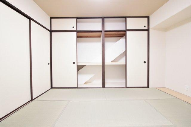 【和室】エバーグリーン淀川1号館
