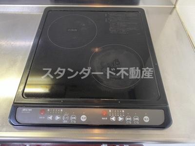 【キッチン】ラ・フォーレ天満橋