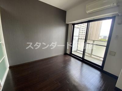 【居間・リビング】ラ・フォーレ天満橋