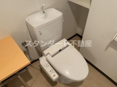 【トイレ】ラ・フォーレ天満橋