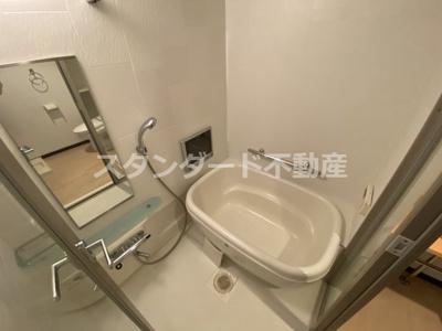 【浴室】ラ・フォーレ天満橋