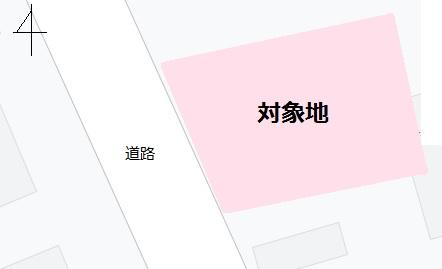 区画図です