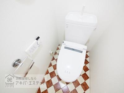 【トイレ】アマヴェル両国