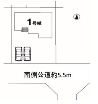 【区画図】つくば市大砂1期