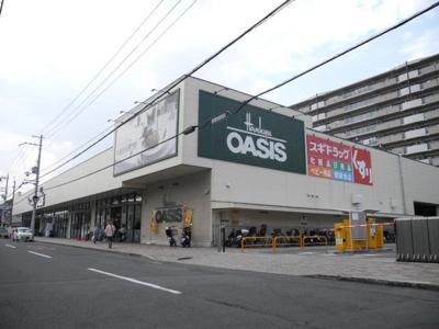 近くのスーパー